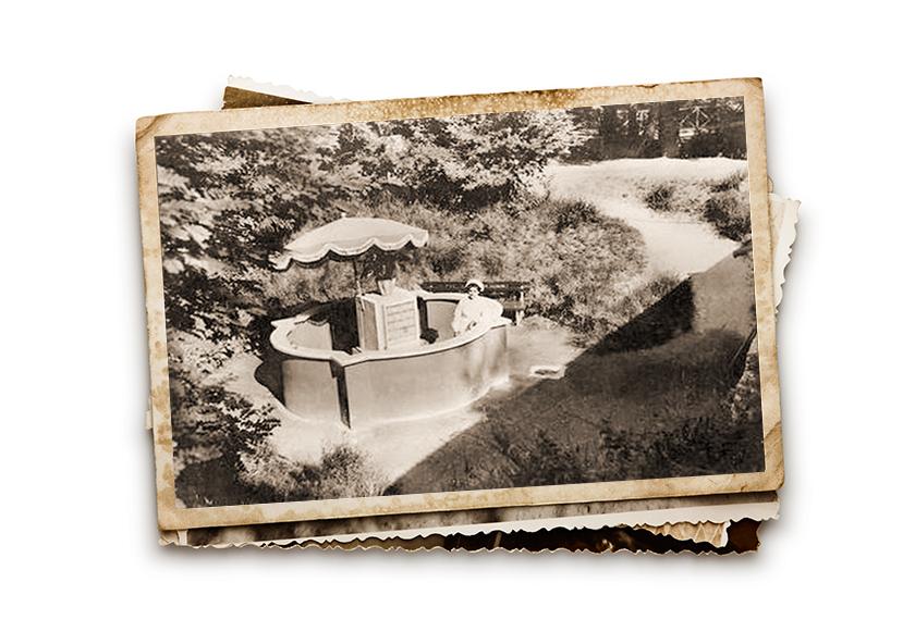 História Carvalhelhos, História Águas de Carvalhelhos, Barrosinha, Boticas