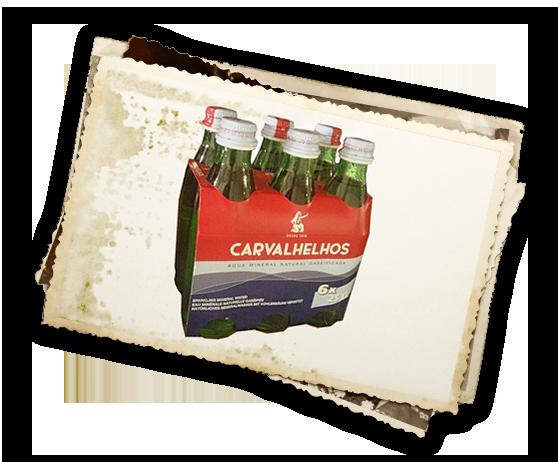 História Carvalhelhos, História Águas de Carvalhelhos, Renovação Linha Vidro