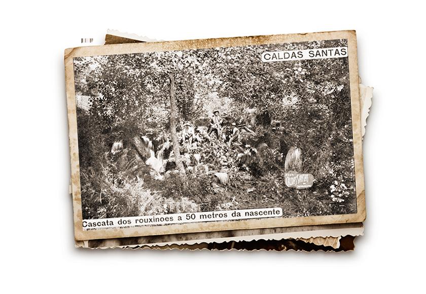 Sobre a Carvalhelhos, Sobre as Águas de Carvalhelhos, Carvalhelhos, Caldas Santas
